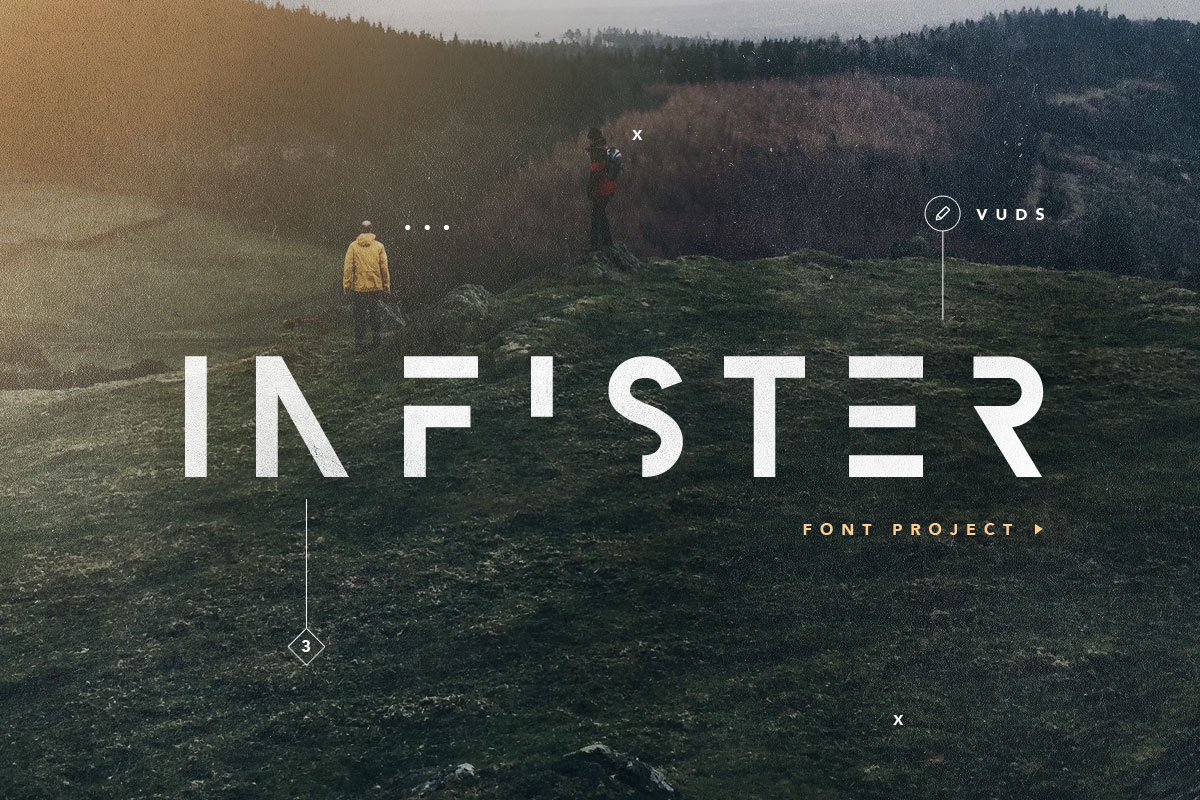 "Шрифт ""Infister&quot..."
